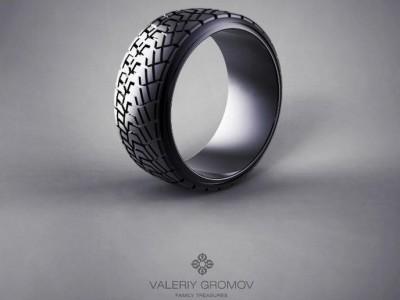 Ювелирные украшения Валерия Громова