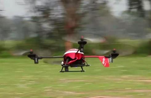 Летите роботы, летите…