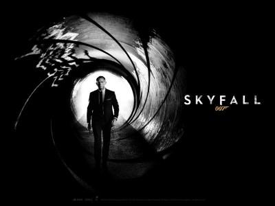 007: Координаты Скайфолл