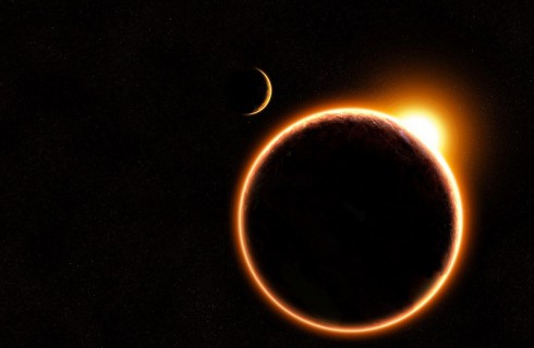 Землю ожидает затмение Солнца