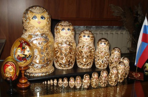 История происхождения сувениров
