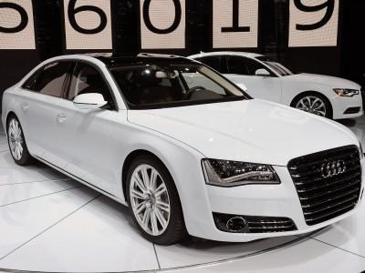 Audi А8 TDI