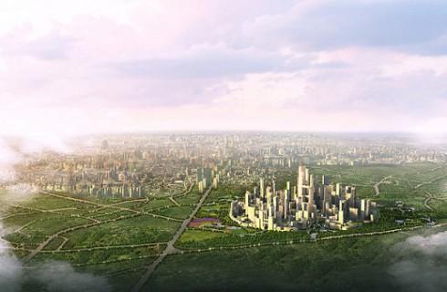 Экологические города Китая