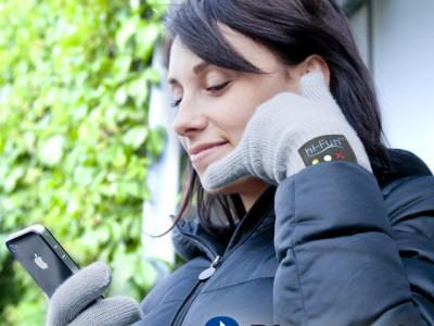 Перчатки с Bluetooth