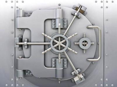 В Феодосии не могут открыть сейф