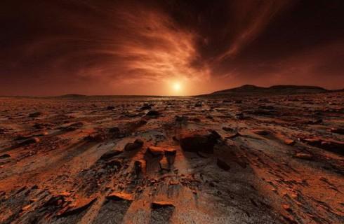 Марс хотят превратить в Землю