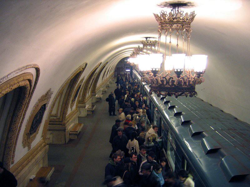 Московское метро станет комфортней