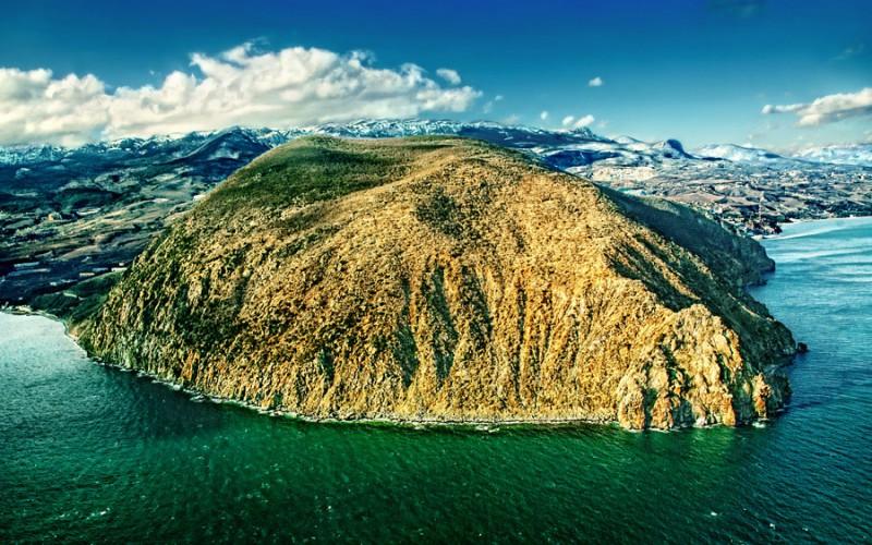 National Geographic и Крым