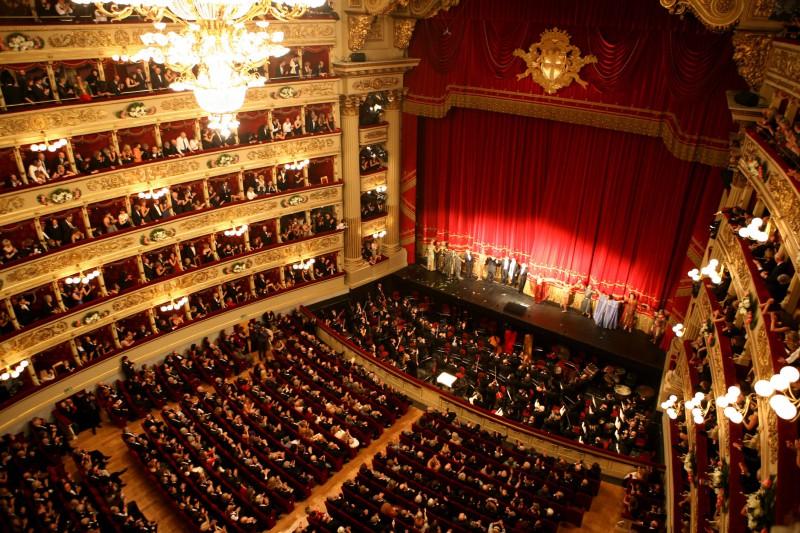 Ночь оперы в Харькове