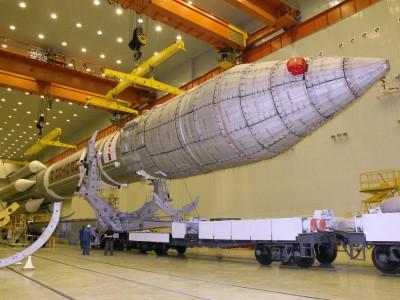Ракета, которая «вывела» спутник на орбиту