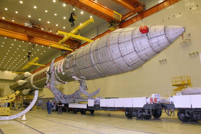 Спутник «Ямал-402» вышел на орбиту