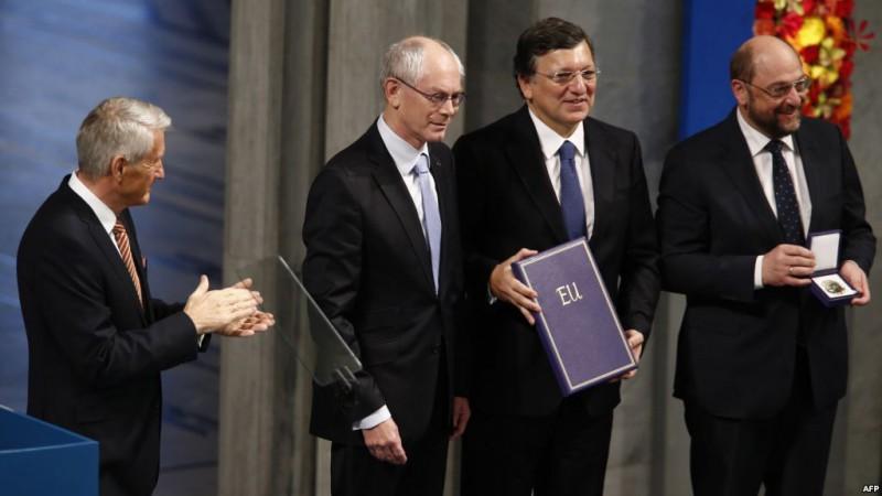 Лауреаты Нобелевской премии-2012