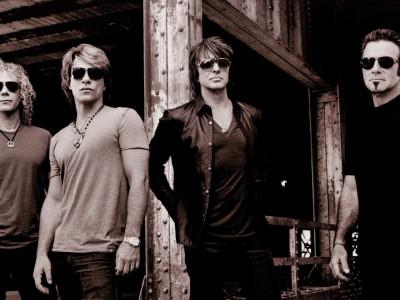 6 место – Bon Jovi