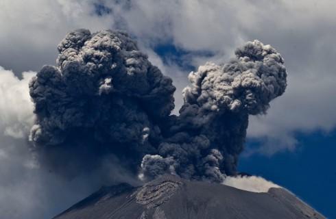 Вулканическая активность 2012 года