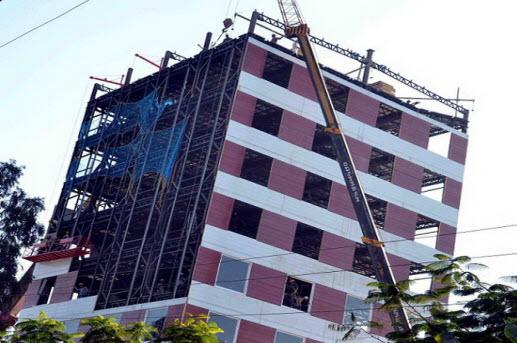 Новый строительный рекорд индийцев