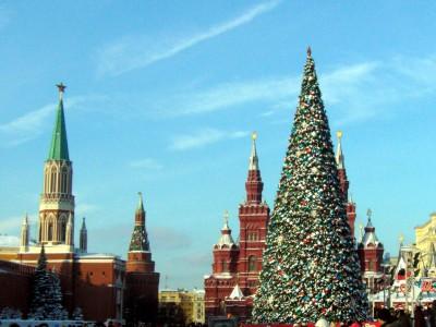 Главная елка Москвы