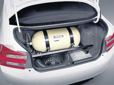Автомобили на компромированном газе