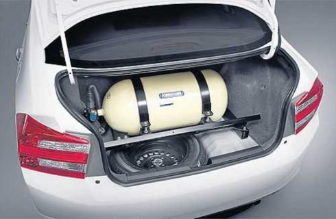 Сжатый газ завоевывает популярность