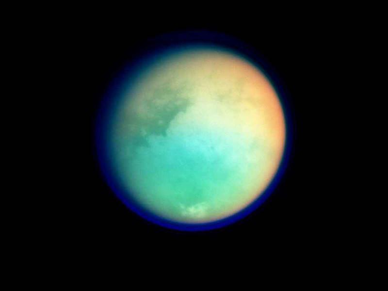 Метановый Нил