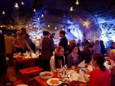 Подземный ресторан Тютюри