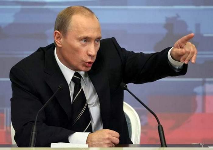 Путин признан самым влиятельным человеком в мире