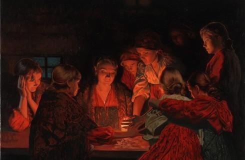7 лучших гаданий на Рождество