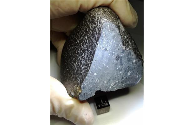 Найден уникальный метеорит