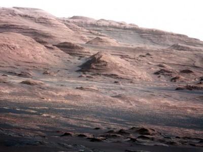 Марсианский пейзаж