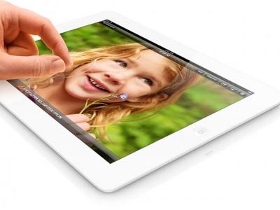 Новый iPad 4