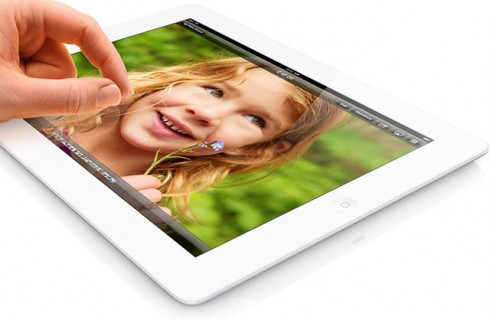 Apple представила миру новый iPad 4
