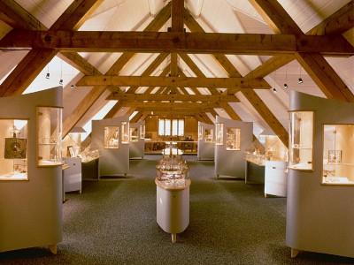 Музей Espace Horloger во Франции