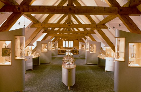 Музей часов во Франции