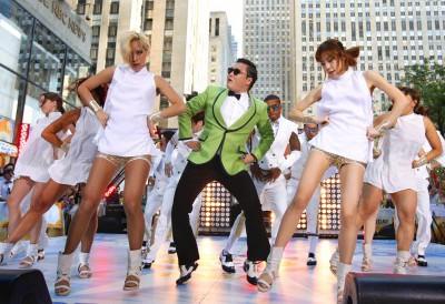 Gangnam Style заработал 8 миллионов долларов на YouTube
