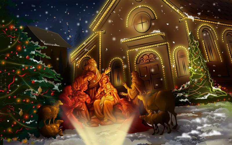 Как отпраздновать Рождество?