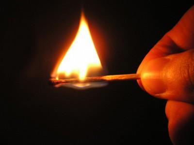 Будьте аккуратны с огнем