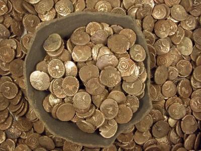 Иракские золотые монеты