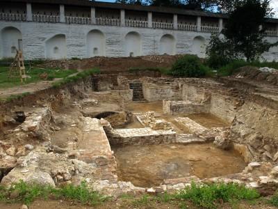 Раскопки в Италии