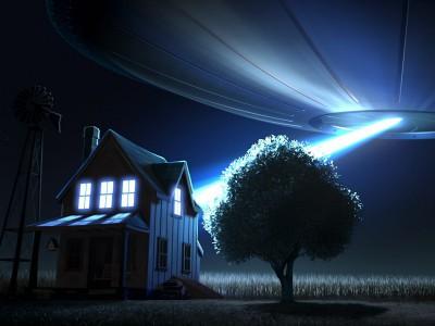 В Ужгороде было замечено НЛО