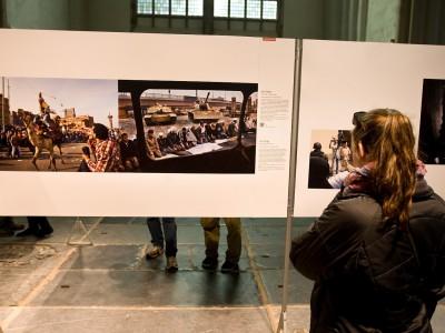Киев готовится к World Press Photo'12.