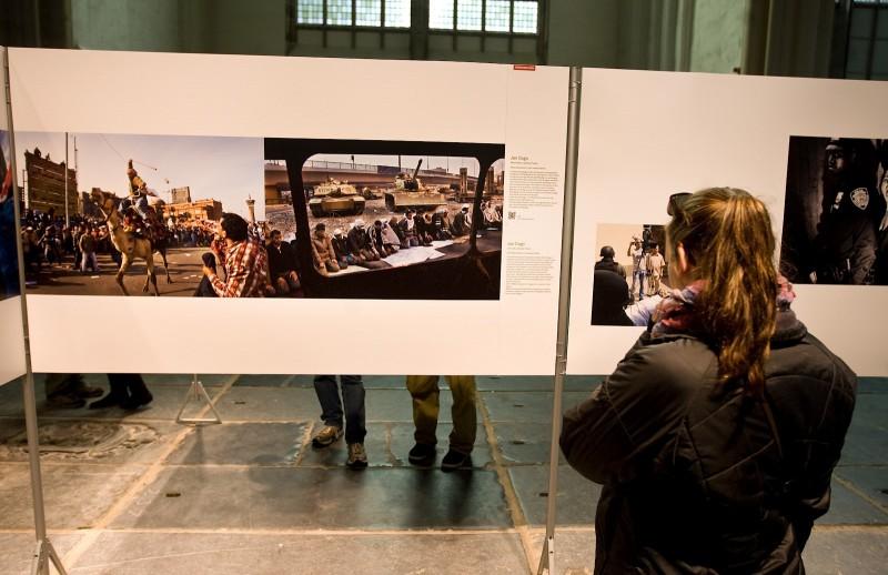 Киев готовится к выставке работ лучших фотографов мира