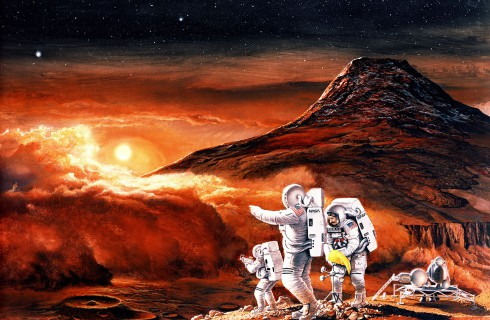 Mars One отбирает колонистов на Марс