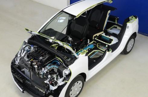 Peugeot Hybrid Air