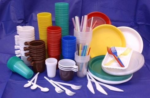 Пластиковая посуда опасна для здоровья