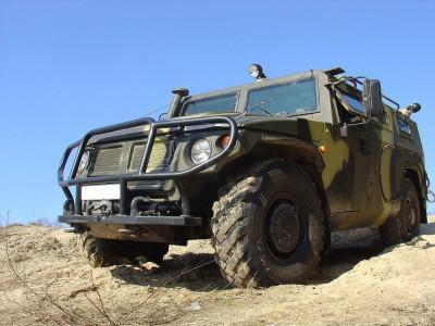 Броневик Iveco LMV M65 Lynx
