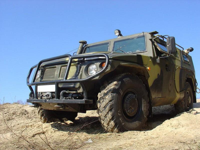 Министерство обороны отказалось от «Рысей»