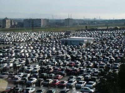 Автобазар в Москве