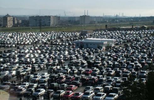 Самые продаваемые вторичные автомобили 2012 года