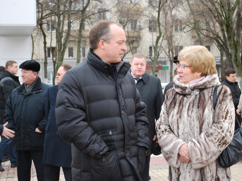 Андрей Скоч возглавит попечительского совета Белгородского университета