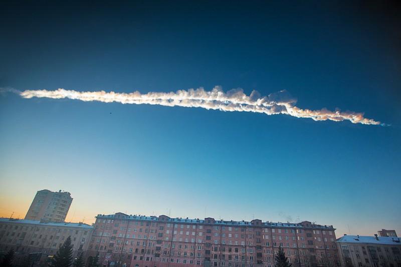 Челябинский метеорит будет носить имя «Чебаркуль»