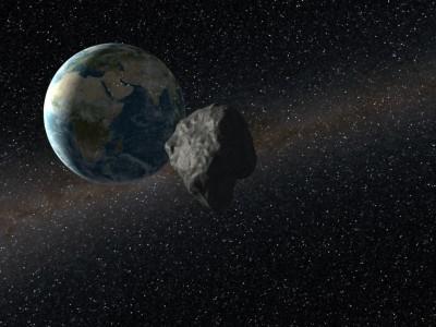 Астероид 2012 DA14 благополучно миновал Землю